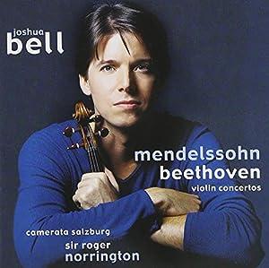 Beethoven: Vln Cto / Mendelssohn: Vln Cto