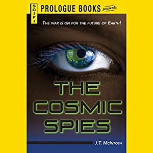 The Cosmic Spies Audiobook