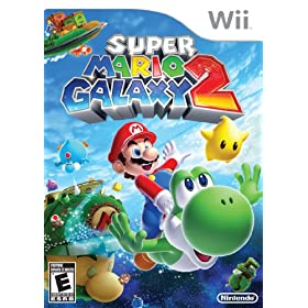 Super Mario Galaxy 2 (Video Game) By Nintendo          Buy new: $49.99 63 used and new from $33.00     Customer Rating: