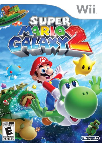 Super Mario Galaxy 2 (Super Mario Galaxy 3 Wii compare prices)