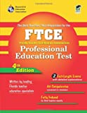 img - for FTCE (REA) - Professional Education Test The Best Teachers': 4th Edition (FTCE Teacher Certification Test Prep) book / textbook / text book