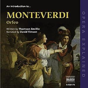 Orfeo: Opera Explained Audiobook