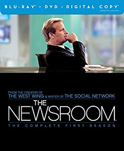 The Newsroom: Season 1 (Blu-ray/DVD Combo + Digital Copy)