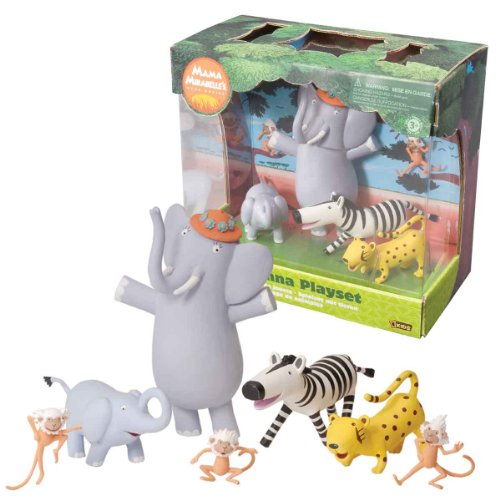 Mama Mirabelle 7-Piece Savanna Playset - 1