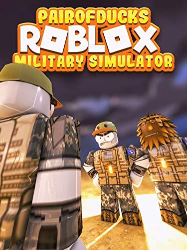 Clip: Roblox Military Simulator