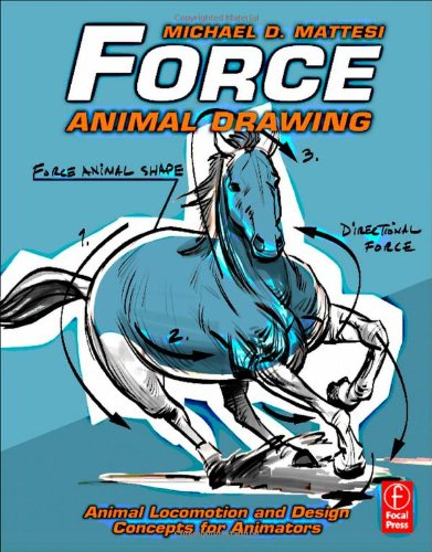 Force Character Design From Life Drawing Pdf : Book review force animal drawing locomotion and