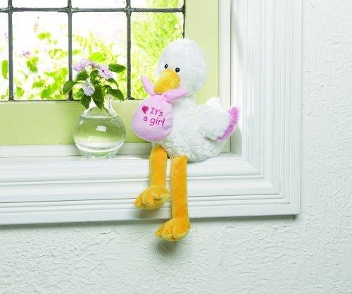 Baby Ganz Stork - Pink