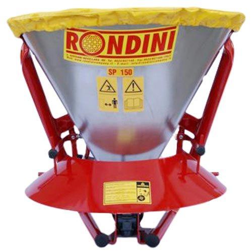 Rondini SP Streuwagen Dünger Pro auf Kardangelenk und Rührwerk–Behälter verzinkt–von 6bis 14Meter günstig bestellen