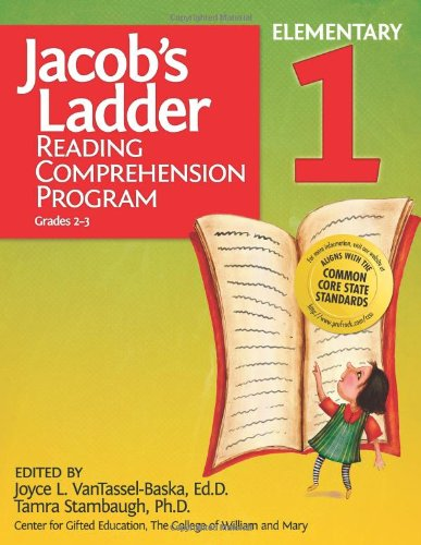 Jacob's Ladder Reading Comprehension Program - Level 1 (Children Reading Program compare prices)
