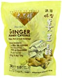Prince of Peace Ginger Honey Crystals, 30 Count