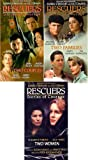 Rescuers : Stories Of Courage - Two Couples / Two Families / Two Women (3 Pack)