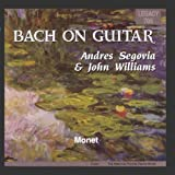 Andres Segovia Bach on Guitar