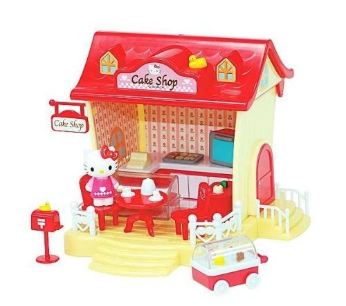 Hello Kitty Cake Shop Playset