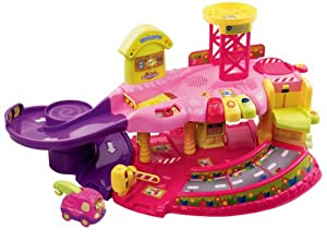 Vtech Baby Toot Toot Drivers Garage Pink Amazon Co Uk Baby