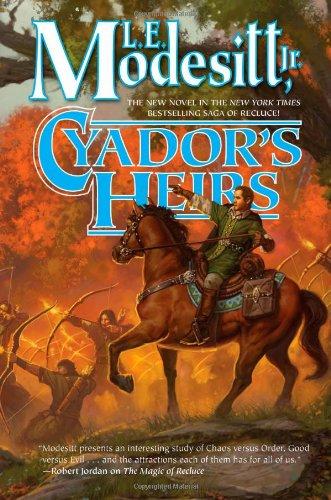 Cyador'S Heirs (Saga Of Recluce) front-1014149