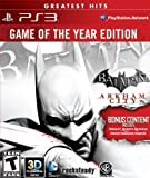 Batman: Arkham City (Game of the Year Edition) – PS3