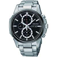 SSC087P1 Gents Seiko Stainless Steel Bracelet Watch