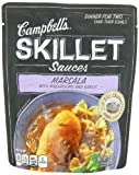 Campbells Skillet Sauces, Marsala with Mushrooms and Garlic, 9-Ounce Pouch