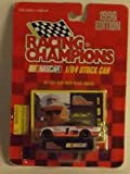 Racing champions 1/64 scale diecast stock car with collectible card 1996 Edition #1 Rick Mast