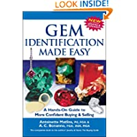 Gem Identification Made Easy, 5th Edition: A Hands-On Guide to More Confident Buying & Selling