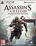Assassin's Creed III Washington Edition (PS3)