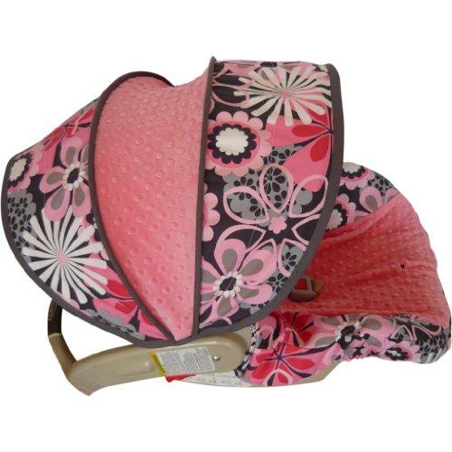 Flower Shower Bloom Infant Car Seat Cover front-596164