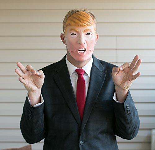 Donald Trump Half Mask