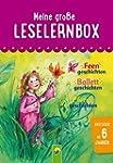 Meine gro�e Leselernbox - Feengeschic...