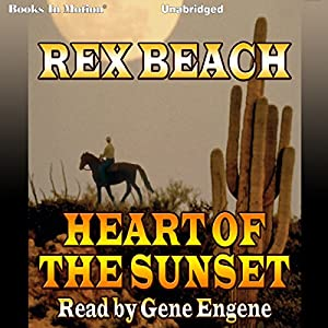 Heart of the Sunset Audiobook