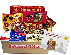 Ostpaket Keks - Süßwaren Spezialitäten Nr. 2