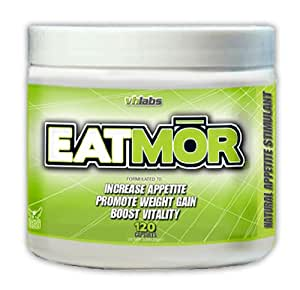 Amazon.com: Eatmor Appetite Stimulant | Weight Gain Pills for Men and Women | Natural Orxegenic