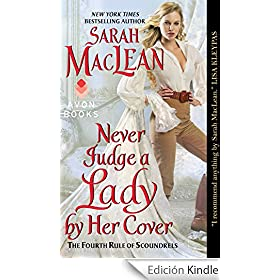 Never Judge a Lady by Her Cover: The Fourth Rule of Scoundrels (Rules of Scoundrels)