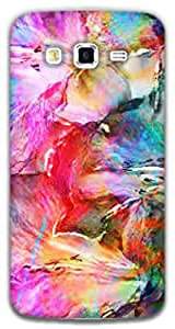 The Racoon Grip Abstract hard plastic printed back case / cover for Samsung Galaxy Grand 2
