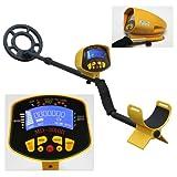 Xcellent Global Metal Detector Gold Digger Treasure Hunter MD-3010II