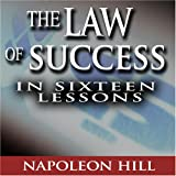 The Law of Success In Sixteen Lessons by Napoleon Hill (Complete, Unabridged) (2 Disc Set) [CD on Demand]