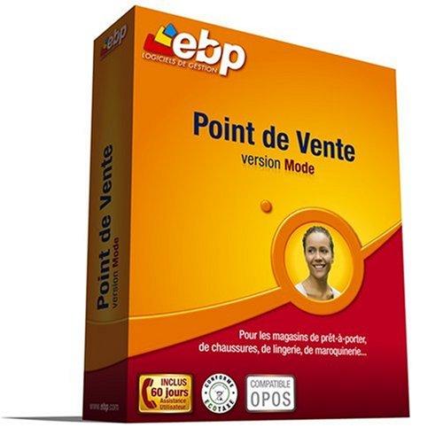 Point De Vente Version Mode - (Version 11 ) - Ensemble Complet - 1 Utilisateur - Win - Français