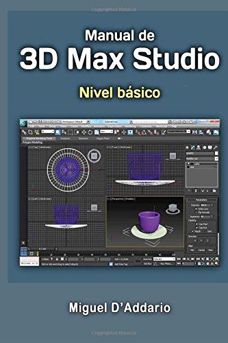 Manual 3D Max Studio: Nivel básico