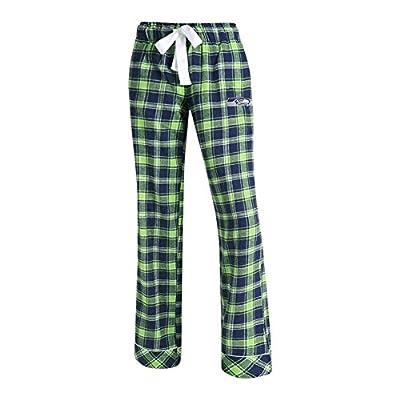 Ladies Capitvate Flannel Seattle Seahawks Pajama Pants