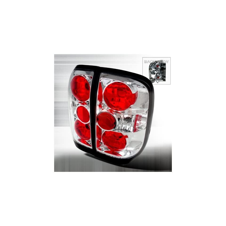Nissan Pathfinder Tail Lights /Lamps Euro Performance Conversion Kit