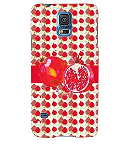 ColourCraft Fruit Back Case Cover for SAMSUNG GALAXY S5 NEO
