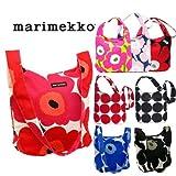 マリメッコトートバッグ ウニッコ クローバー ショルダー-marimekko UNIKKO CLOVER Sholder Bag-