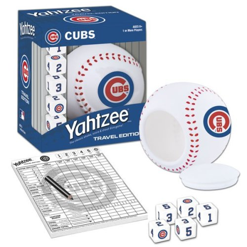 Yahtzee Chicago Cubs at Amazon.com