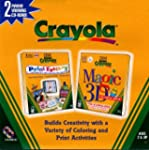 Crayola Magic 3D Colouring Book & Pri...