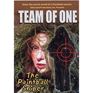 Team of One, The Paintball Sniper movie
