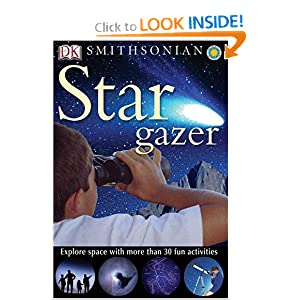 Smithsonian: Stargazer (DK Smithsonian Nature Activity Guides)