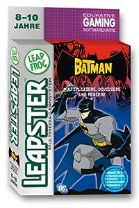 LeapFrog 42287039 - Leapster Software: Batman - Multipliziere, Dividiere und Regiere