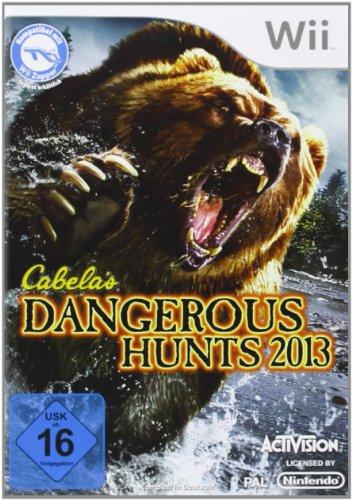 Cabela's Dangerous Hunts 2013 - [Nintendo Wii]