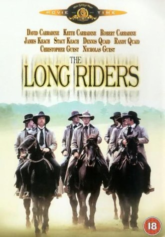 Long Riders The [DVD]