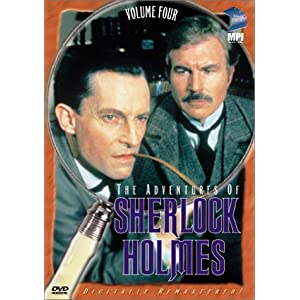 The Adventures of Sherlock Holmes,  Vol. 4 (The Greek Interpreter / The Norwood Builder) movie