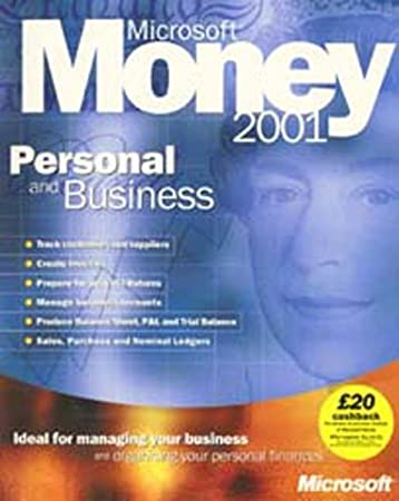 Money 2001 Personal & Business